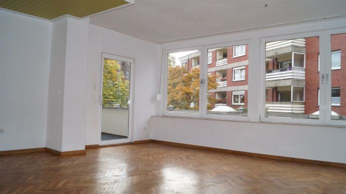 2-Zimmer-Wohnung im Hammer Süden zu vermieten