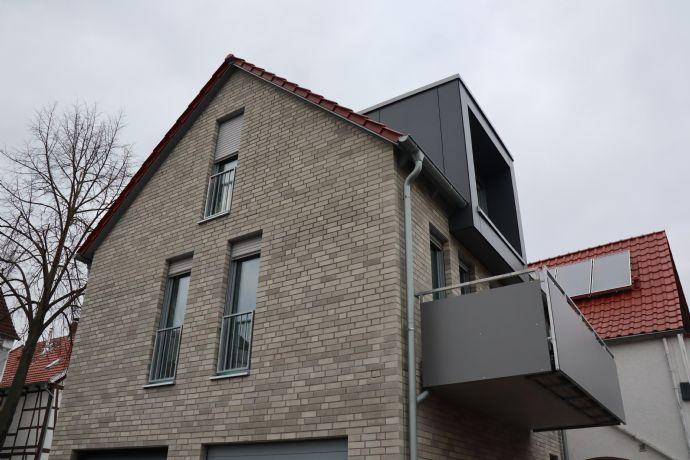 2-Zimmer-Wohnung im 1. Stock mit Balkon, Hamm Rhynern