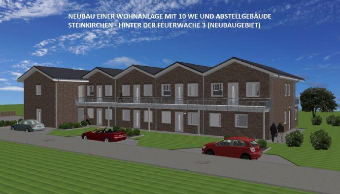 VERKAUFT! Schöne barrierefreie Wohnung (Whg. 5) in einer neu gebauten Wohnanlage