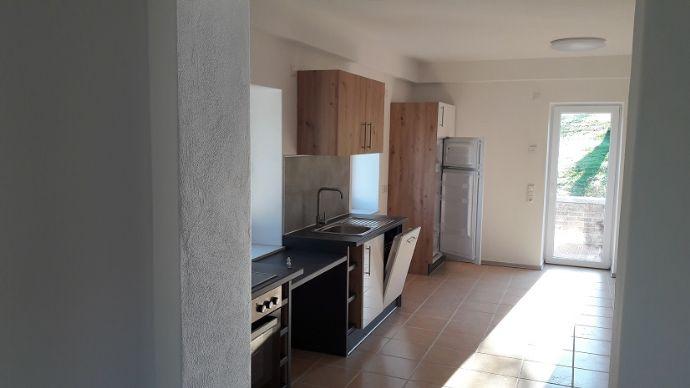 Maisonette Wohnung als Doppelthaushälfte mit separatem Eingang in Overath zu vermieten