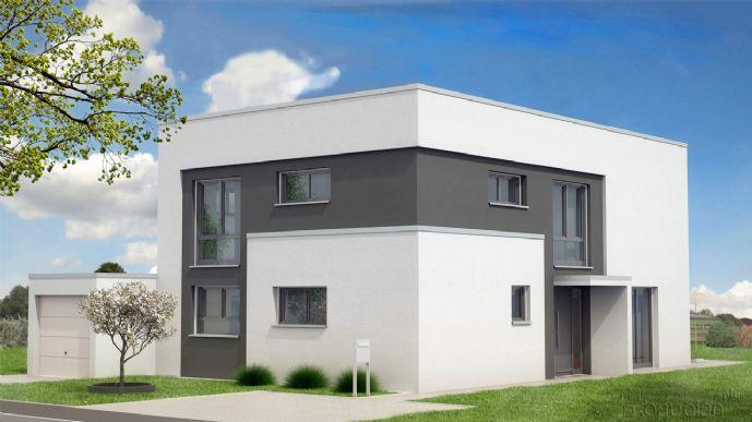 MODERNES freistehendes Einfamilienhaus mit ca. 140 m², 4 Zimmer, Garten und Garage
