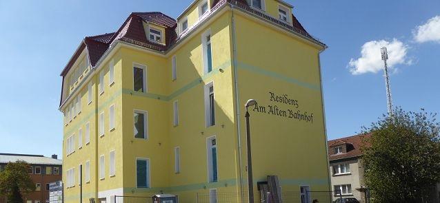 Wie Neubau - Wohnen auch rollstuhlgerecht Lutherstadt Wittenberg