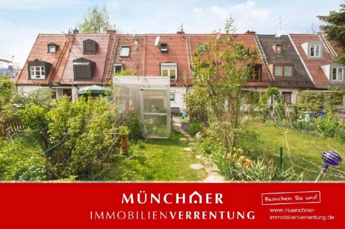Modernes RMH in der Maikäfer-Siedlung mit bewohnbarem Gartenhaus! Beziehbar in 4 Jahren!