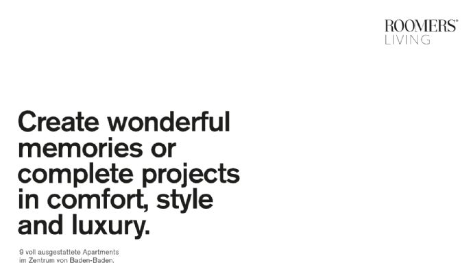 Create wonderful memories or complete projects in comfort, style and luxury.