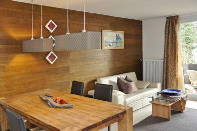 Urlaub direkt am Bodensee - 2 Zimmer-Appartements im Haus Erika,mit BLK gen Süden und direktem Hallenbadzugang