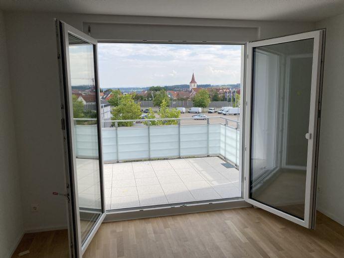 Neubau Erstbezug 2 Zimmer-Wohnung mit