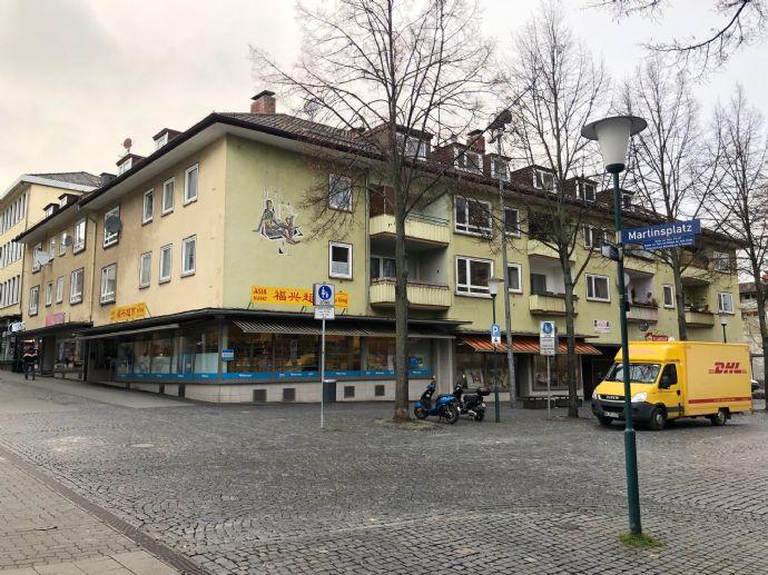 Sehr zentrale 3 ZKB Balkon Wohnung zwischen Königsplatz und Universität Kassel