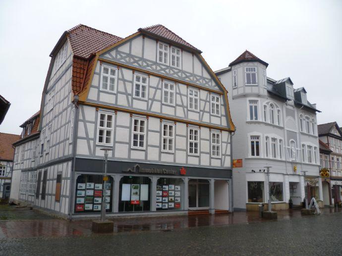 4 Zimmer Altbauwohnung in Gifhorn Marktplatz