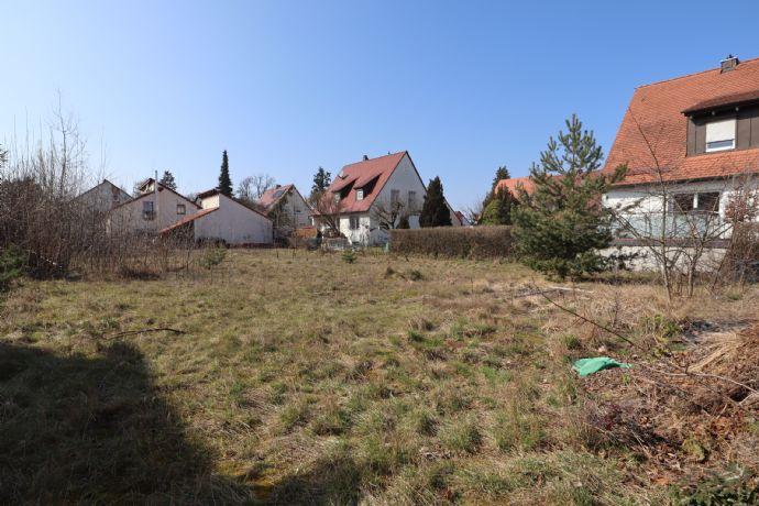 Baugrundstück in Nürnberg-Neunhof!