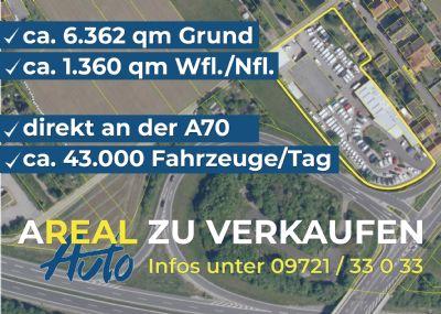 Schweinfurt Industrieflächen, Lagerflächen, Produktionshalle, Serviceflächen