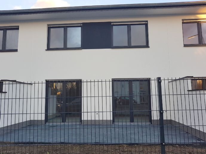 Der Bau geht zu Ende !!!..KFW 55 Niedrigenergiehaus in Löhne !!