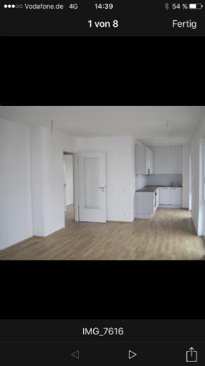 2,5-Zimmer-Wohnung mit EBK zu vermieten