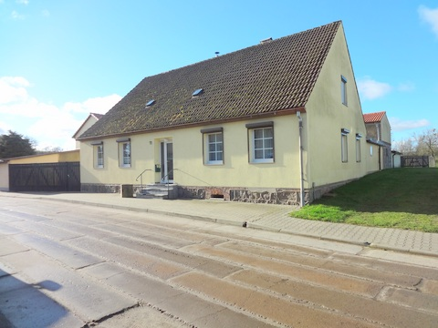 Wunderschönes großes gepflegtes Anwesen in Melzow,nahe dem Oberuckersee, ehemalige Bäckerei