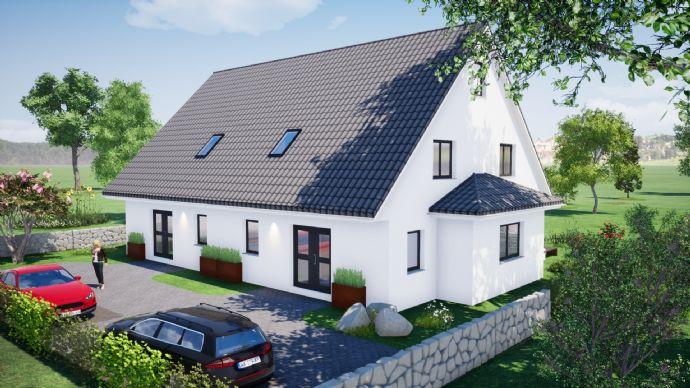 *Endlich Platz für die Familie* KfW55 Doppelhaushälfte