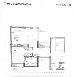 Attraktive und großzügig geschnittene 2 Zimmerwohnung in toller Lage von Speyer.....