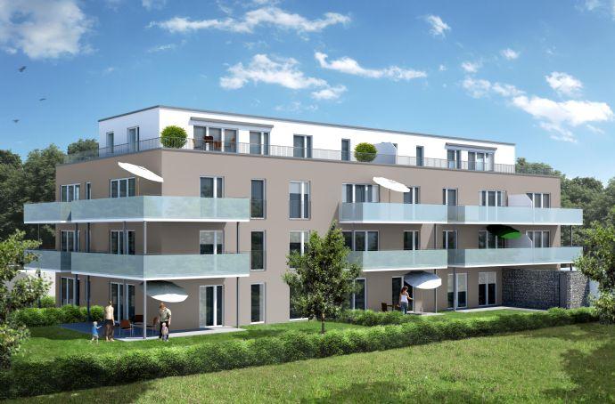 Neubau - Großzügige Penthauswohnung