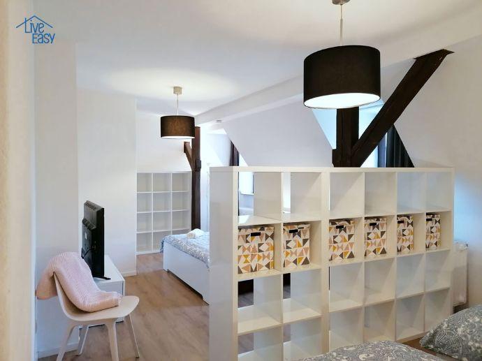 LiveEasy - Charmante 2-Zimmer-Wohnung im Zentrum von Nürnberg