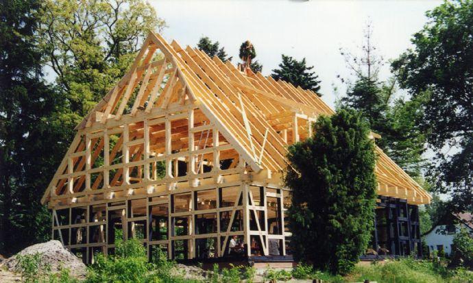 Traumhaftes Fachwerkhaus als Doppelhaus oder Generationenhaus