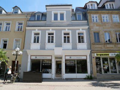 Bayreuth Ladenlokale, Ladenflächen