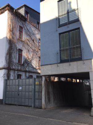 Erfurt Garage, Erfurt Stellplatz