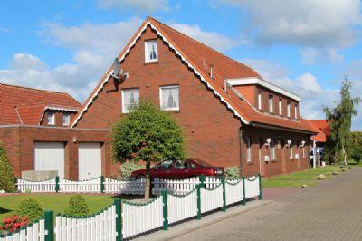 Haus Schaluppe Parterrewohnung 1 oder 4 mit Terrasse