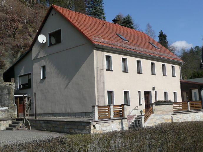 Mehrfamilienhaus mit 4 Grundstücken in schöner Wohnlage