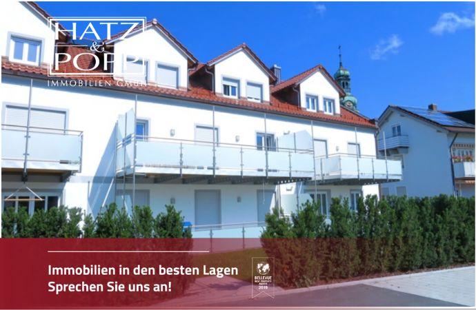 Hatz & Popp - moderne 2 Zimmerwohnung auch WG-geeignet