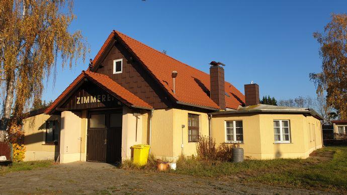 Werkstatt/Gewerbeobjekt oder Wohnen in Vetschau - vielfältig nutzbar