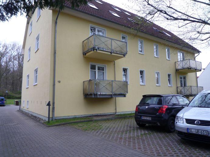 Traumhafte Einraumwohnung mit Einbauküche in Rostock-Gehlsdorf