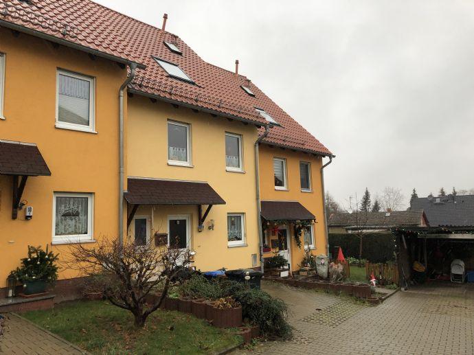 Grünes Wohnen in schickem Reihenmittelhaus