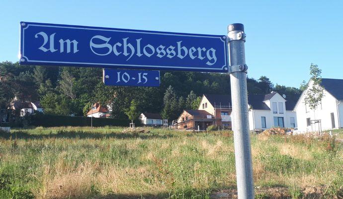 Wohnen in sonniger Südostlage unterhalb der Cosel-Burg in Stolpen