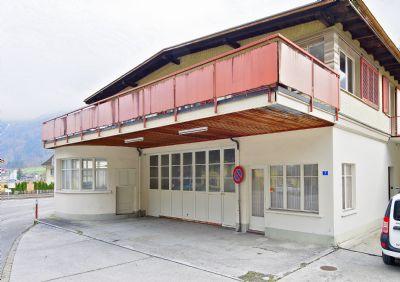Linthal Garage, Linthal Stellplatz