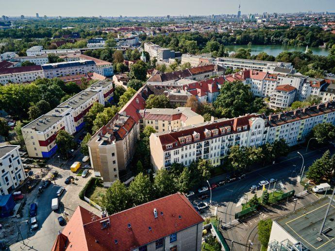 Grundstück mit Baugenehmigung in Weißensee