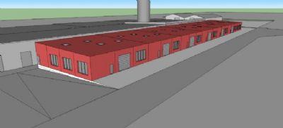 Arnsberg Industrieflächen, Lagerflächen, Produktionshalle, Serviceflächen