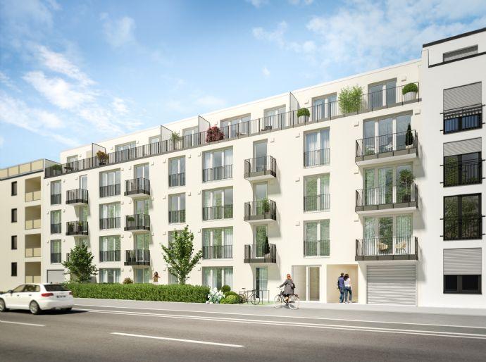 Moderne City-Wohnungen in guter Lage