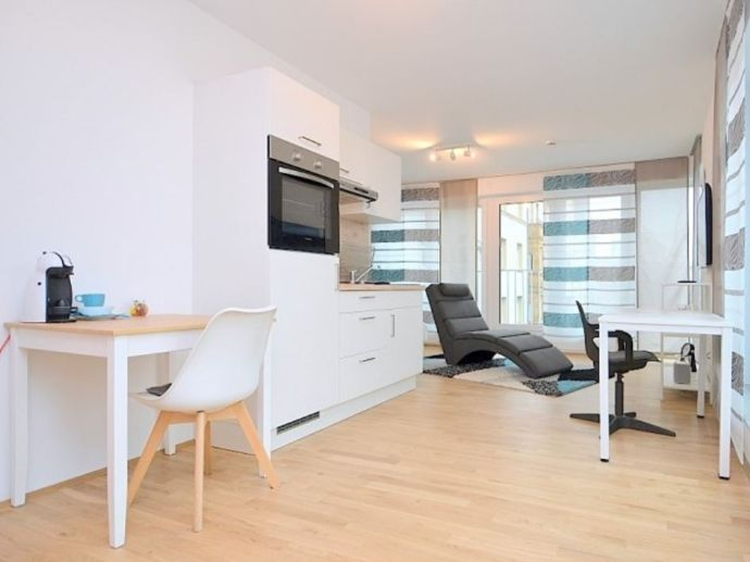 1 Zimmer Wohnung in Nürnberg (Muggenhof)