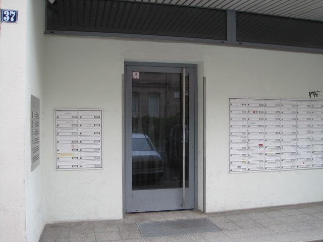 Zentrale 1 Zimmer Whg. mit Balkon Nähe Friedrich Ebert Platz und Nord Klinikum zu vermieten