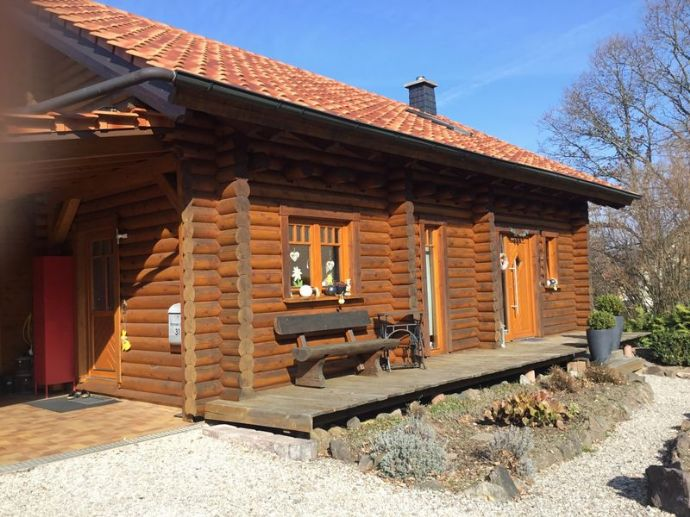 Einfamilienhaus mit Terrasse und Garten in Heimbach
