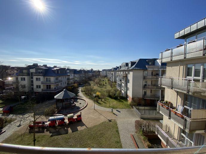 Sonnendurchflutetes Appartement - 3 separate Zimmer -  gute Lage - gute Anbindung