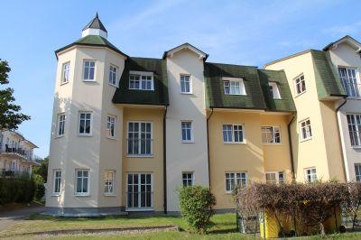 Feriendomizil Goethestraße - Wohnung Albatros (18)