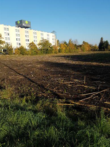 Weitläufiges Baugrundstück in Landsberg