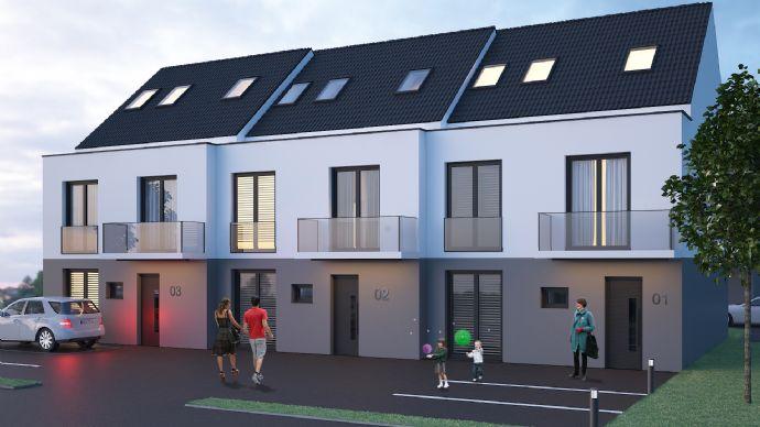 Modernes Neubauprojekt - großzügiges Reihenmittelhaus in sehr guter Lage - provisionsfrei!