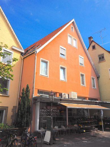 Wohn- und Geschäftshaus, Fußgängerzone Rottenburg, ca. 386 qm Wohn-/Gewerbefläche