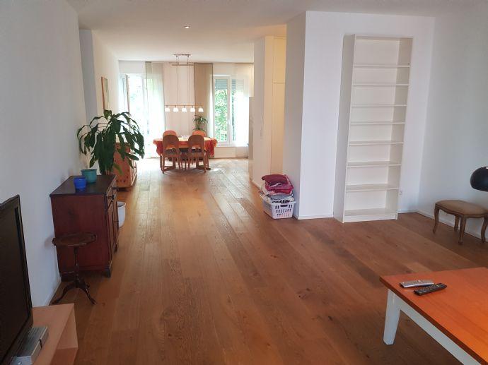 Möblierte 3 Zimmer Wohnung zur