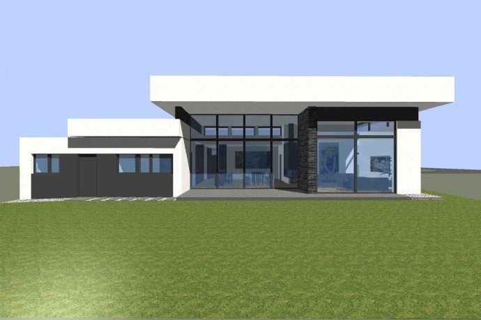 Modernes Einfamilienhaus in ruhiger Lage und doch zentrumsnah, inclusive Grundstück VERKAUFT!!!