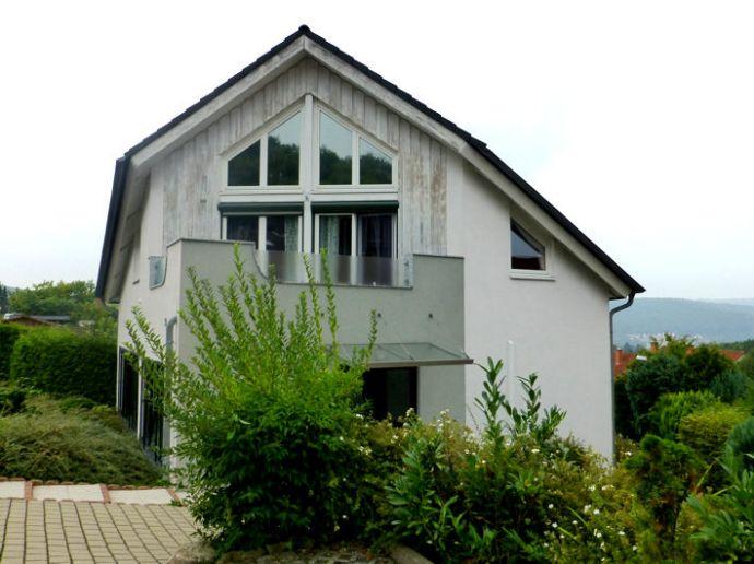 Büro - Laden - Wohnen,Galerie in Öko-Reihenendhaus, Solar+Regenwassernutzung, gr.Terrasse,Balkon