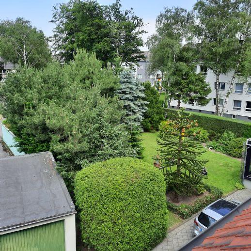 Schöne helle 3,5 Z Wohnung, in Essen Bedingrade mit Gartenmitbenutzung
