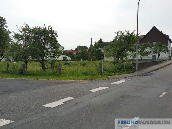 Baugrundstück in der Ortslage von Seigertshausen