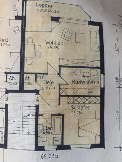 2- Zimmer Wohnung in Sulingen