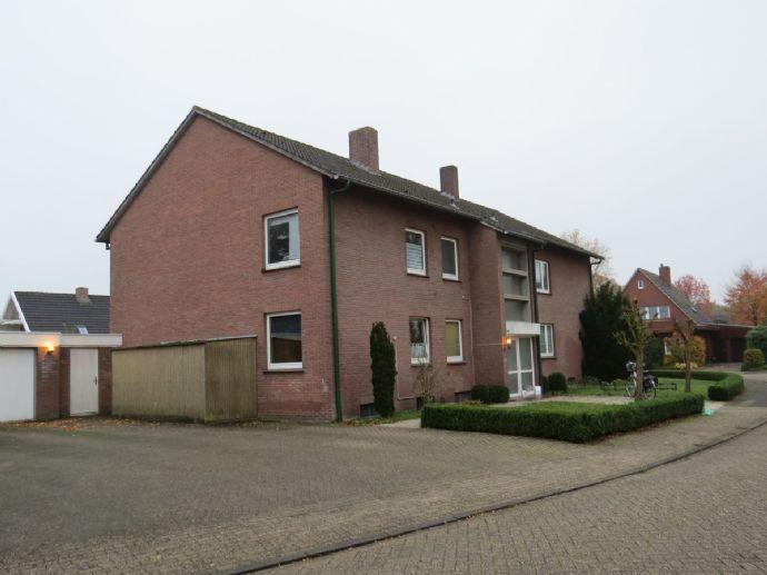 Hausmeisterwohnung - 4 Zimmer mit Balkon in Emlichheim